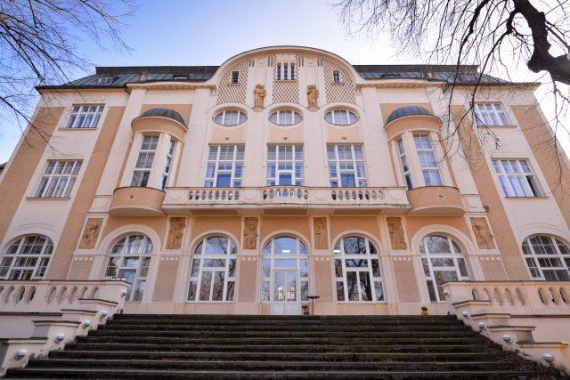 Budova ČRo Regina DAB Praha a ČRo Region v Karlíně