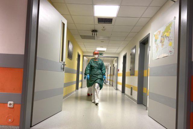 Urgentní příjem pražské Fakultní nemocnice v Motole  (ilustrační foto) | foto: Martin Pařízek,  Ondřej Vaňura,  Český rozhlas,  Český rozhlas