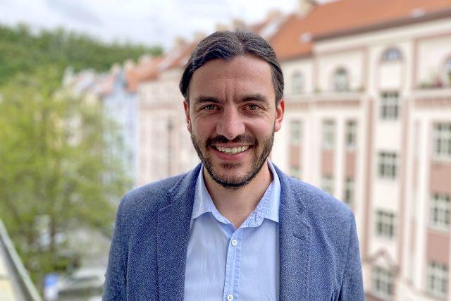 Náměstek pro dopravu Adam Scheinherr (Praha sobě)