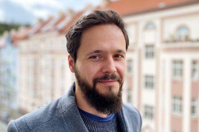Pražský radní pro bydlení Adam Zábranský