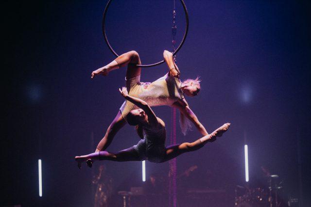 Kabaret Pot a Lesk Cirku La Putyka | foto: Jakub Červenka
