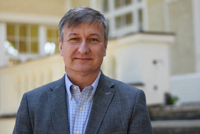 Generální ředitel TSK Jozef Sinčák