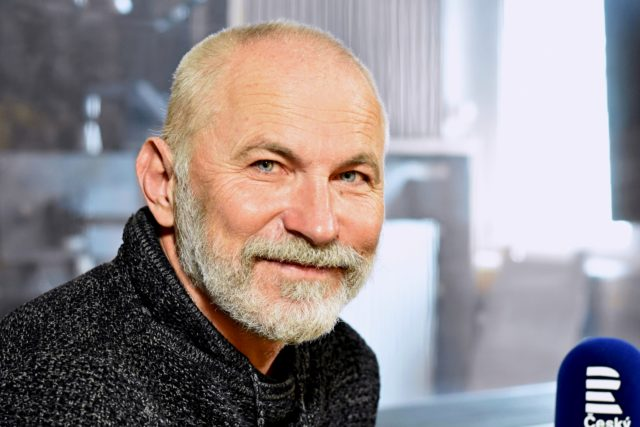 Petr Fejk, bývalý ředitel pražské zoo