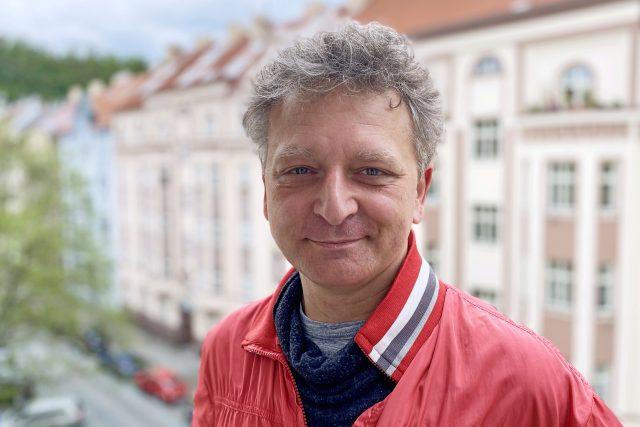 Spisovatel Ota Kars | foto: Tereza Čistotová,  Český rozhlas
